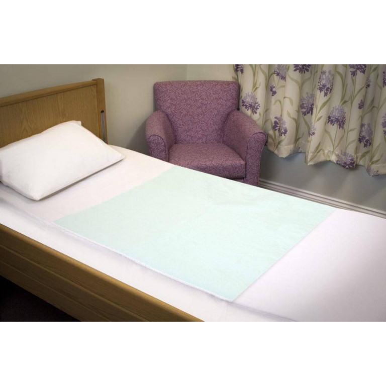 Dermacar bed pad with tucks-001
