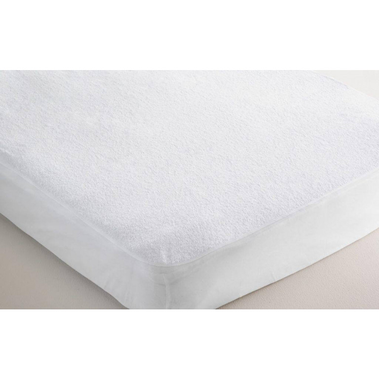 Waterproof Terry Mattress Protector (Single)