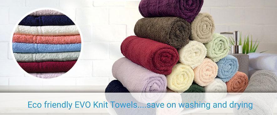 Evolution Knit Towels